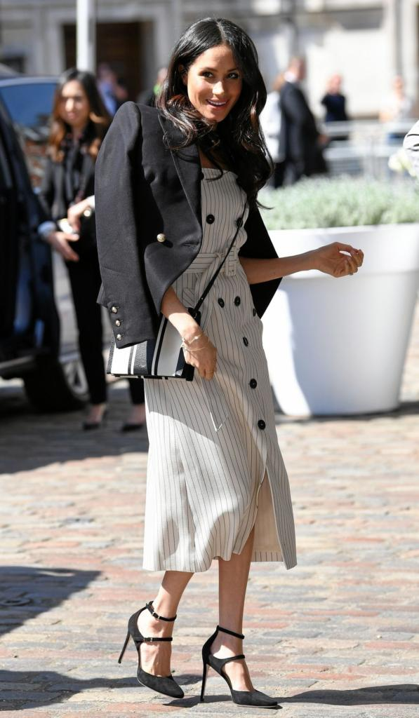 The Spring Style Guide According To Meghan Markle