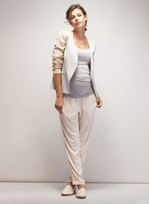 Comment Shabiller Quand On Est Enceinte Dress Like A Parisian