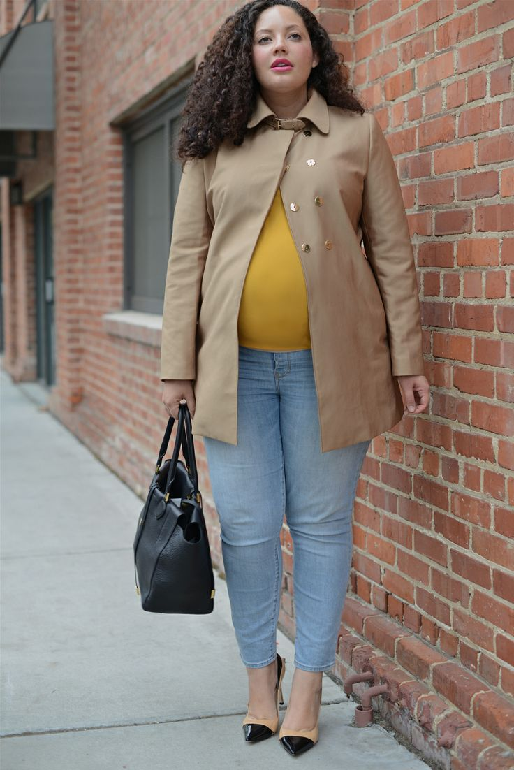 How to dress when you are pregnant? | Dress like a parisian