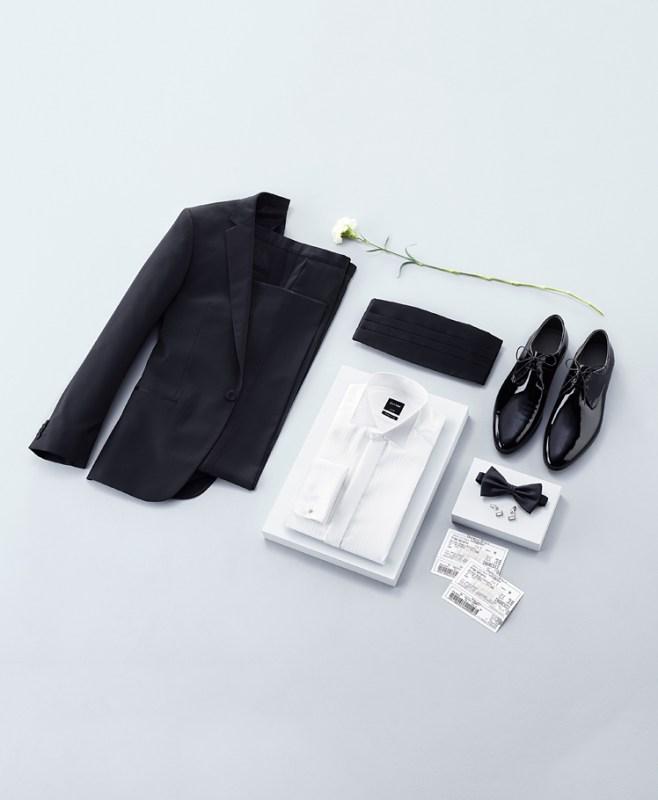 σμοκιν | Black Tie - Tuxedo Party