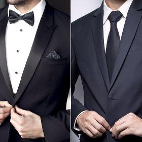 διαφορά σμόκιν κοστούμι