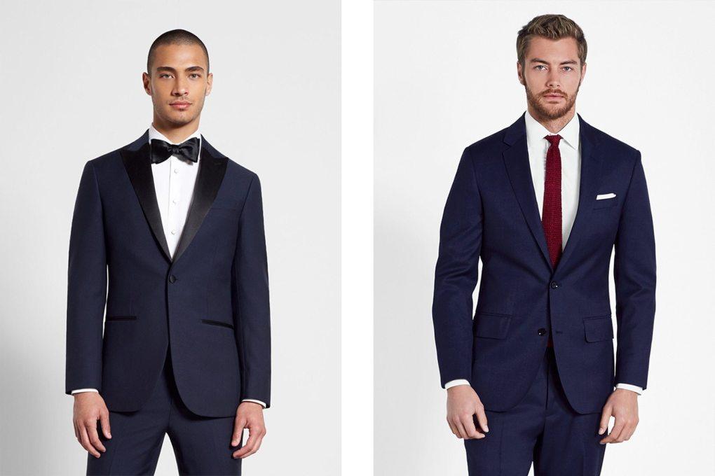 διαφορά σμόκιν κοστούμι σακάκια