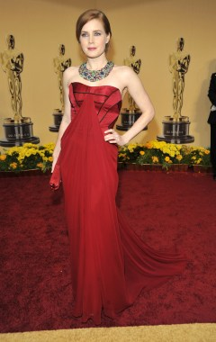 Amy Adams - Oscar's - Dress Me Like a Dream