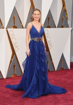 Brie Larson - Gucci - Oscar's 2016 - Dress Me Like a Dream