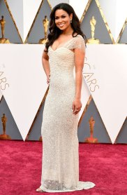 Tracey Edmonds - Oscar's 2016 - Dress Me Like a Dream