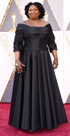 Whoopi Goldberg - Oscar's 2016 - Dress Me Like a Dream