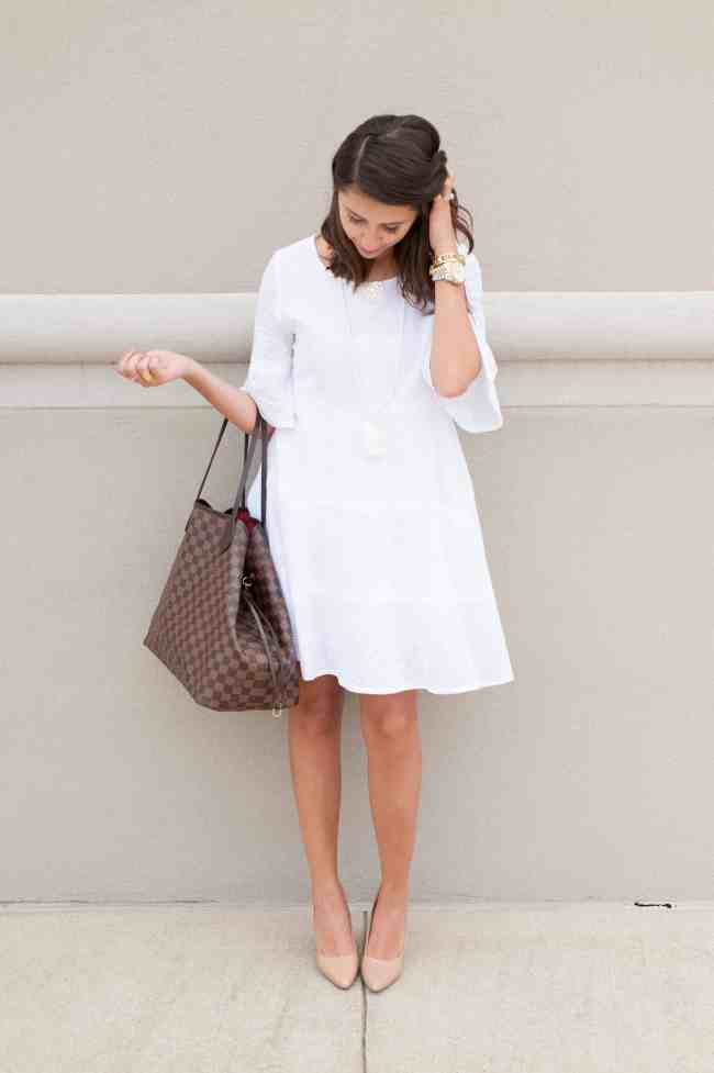Dress Up Buttercup // A Houston-based fashion and inspiration blog developed to daily inspire your own personal style by Dede Raad   Wallflower Dress