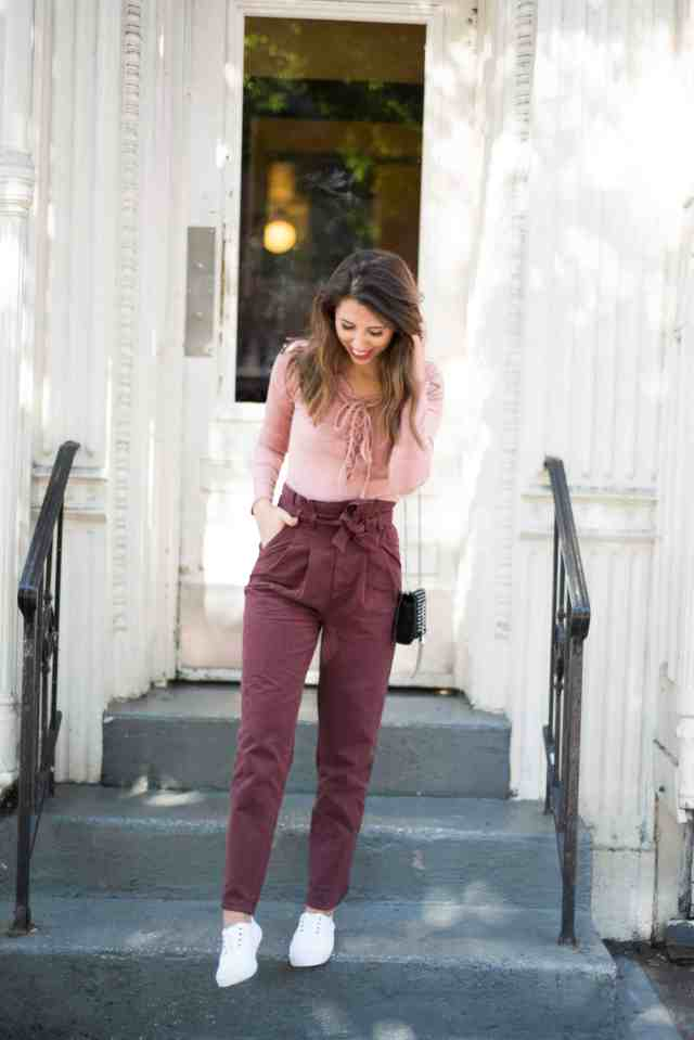 Dress Up Buttercup // A Houston-based fashion and inspiration blog developed to daily inspire your own personal style by Dede Raad | Tis the season of Burgundy