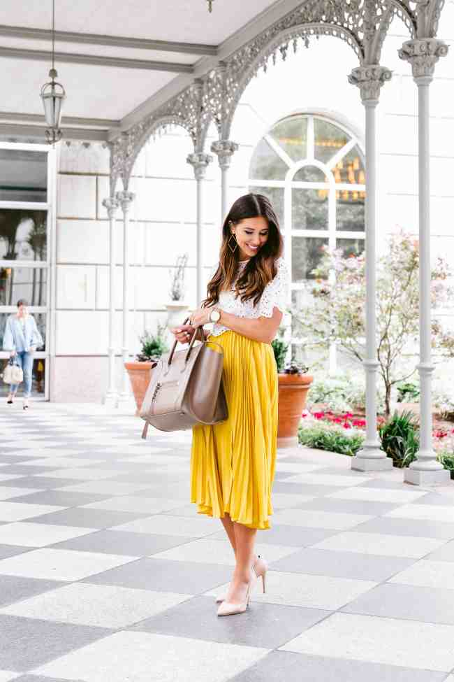 Dress Up Buttercup // A Houston-based fashion and inspiration blog developed to daily inspire your own personal style by Dede Raad | Garden Party