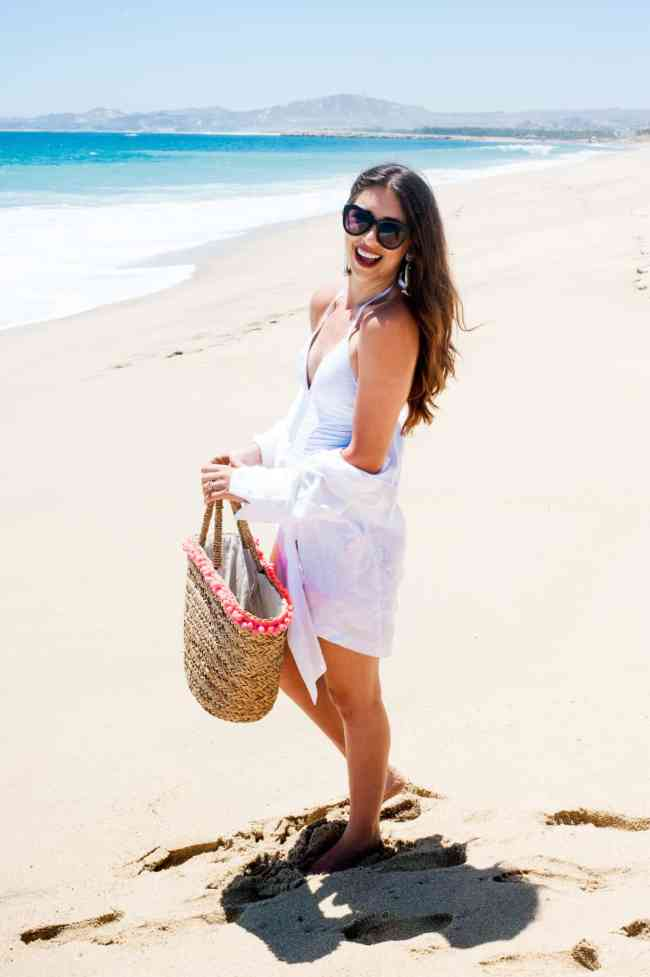 Dress Up Buttercup // A Houston-based fashion and inspiration blog developed to daily inspire your own personal style by Dede Raad | One Pieces in Cabo