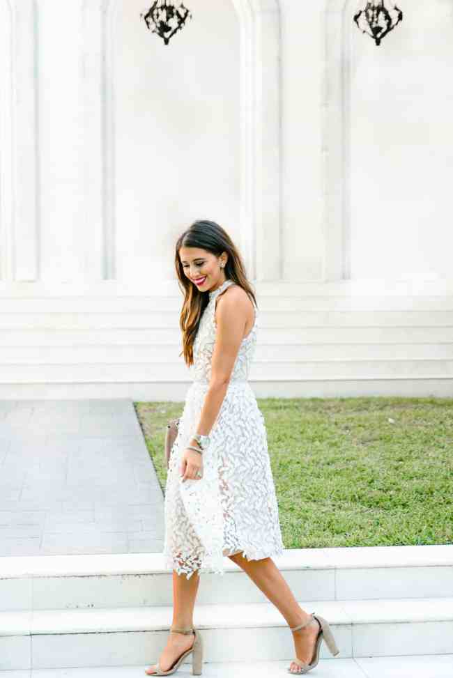 Dress Up Buttercup, Dede Raad, Houston Blogger, Fashion blogger, wedding, Bridesmaid, white dress, bridal shower