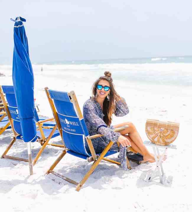 dress up buttercup in seaside florida, rosemary beach, travel blogger, raadstravel