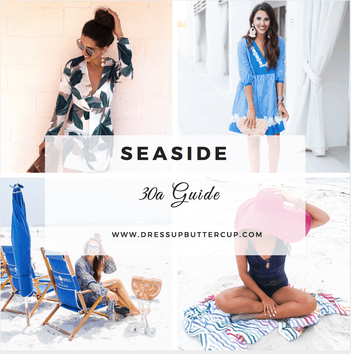 Travel Guide to 30a Florida | Dress Up Buttercup | Travel Blogger ...
