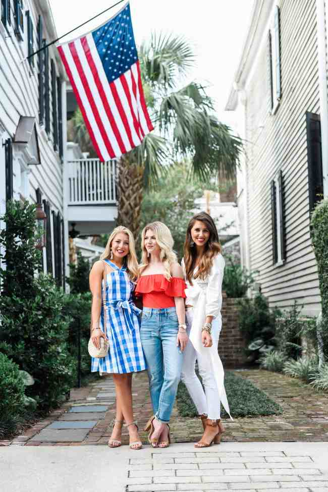 Dress Up Buttercup, Dede Raad, Houston Blogger, Fashion blogger, Fourth of July