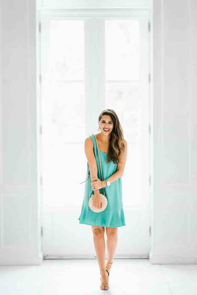 Dress Up Buttercup, Dede Raad, Houston Blogger, Fashion Blogger, Tank Dress