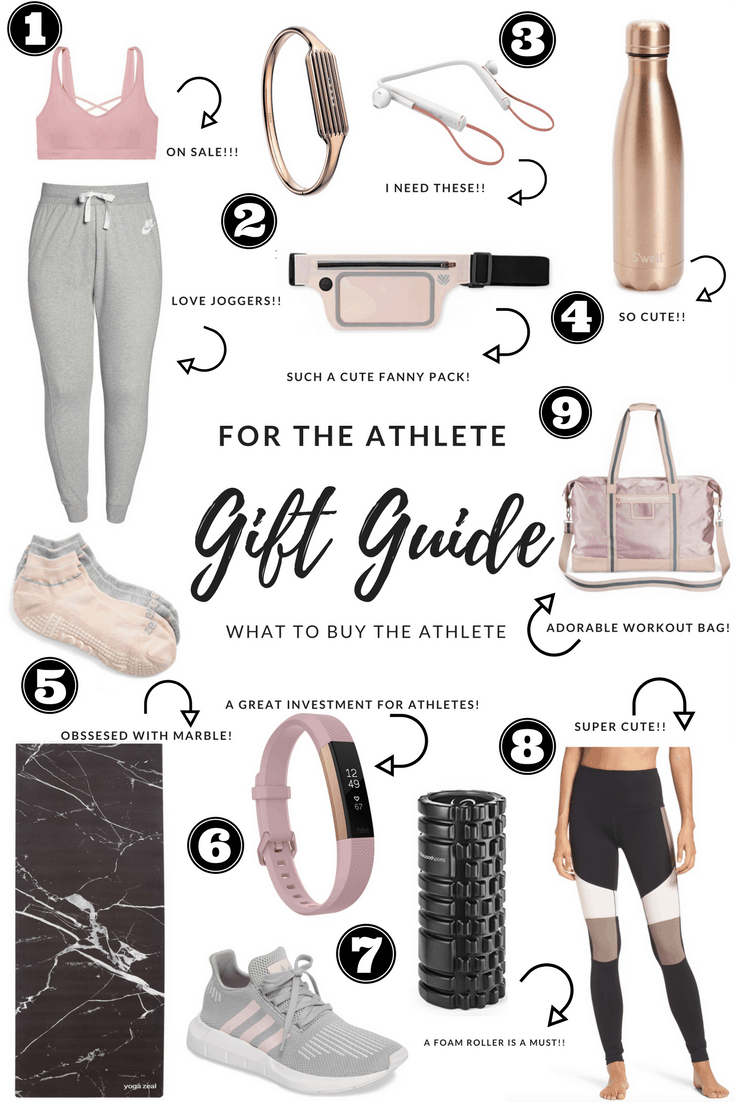 The Athlete | Gift Guide