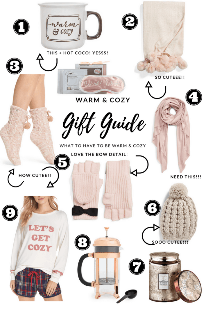 Warm & Cozy Gift Guide | Dress Up Buttercup