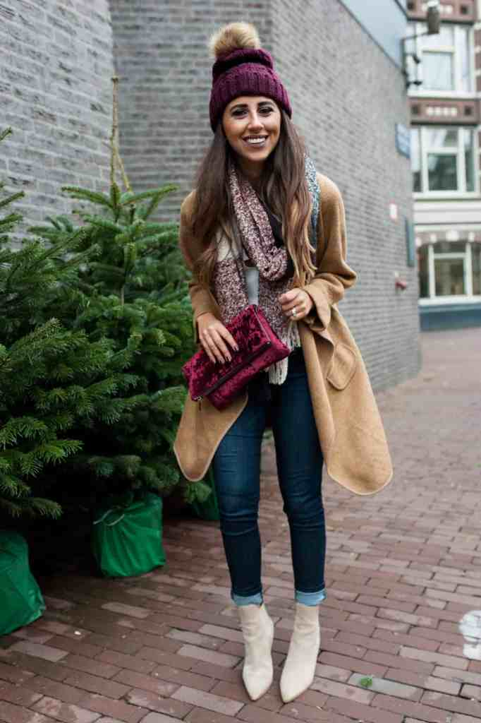 Winter Look In Amsterdam | Dress Up Buttercup