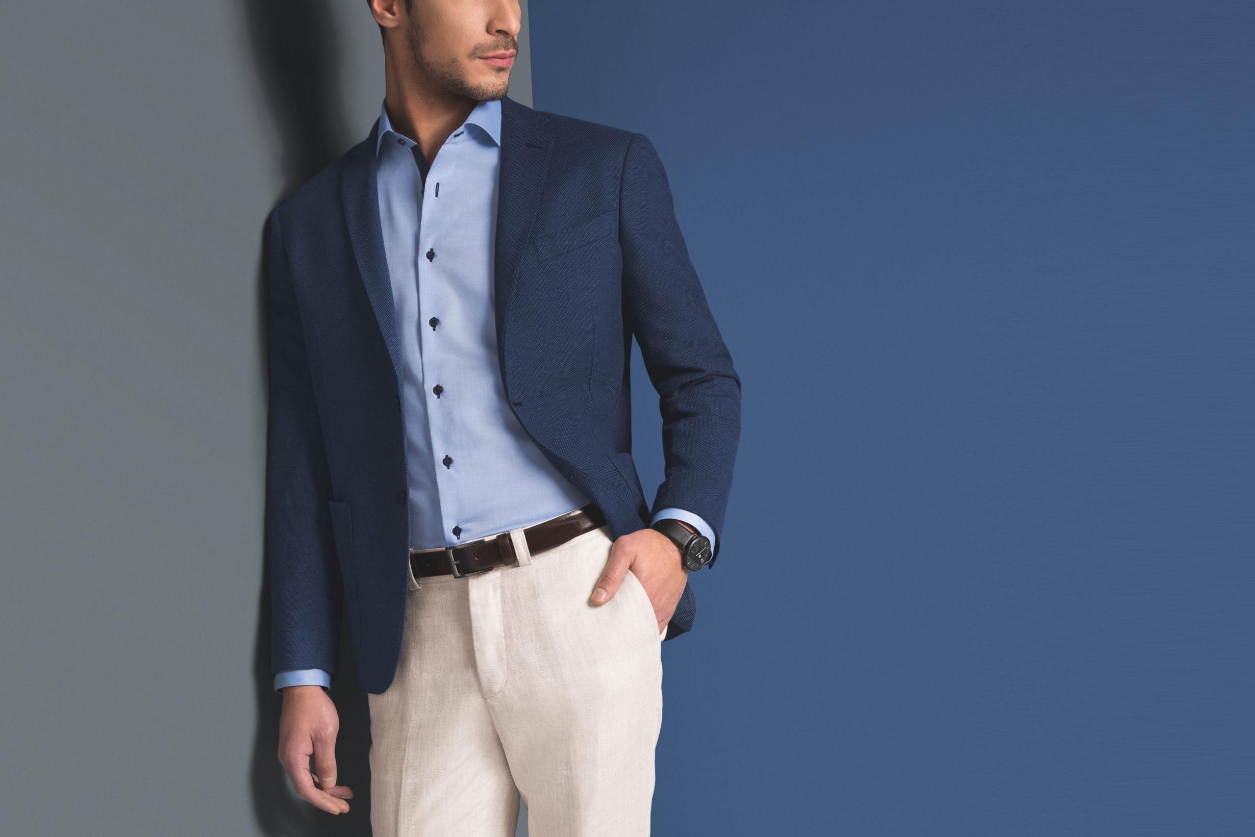 Trend beim Business-Outfit für den Mann