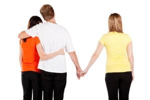 Suprise...non-monogamy!