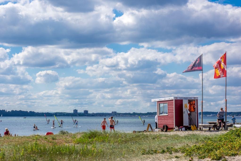 A walk on the beach – Laboe I