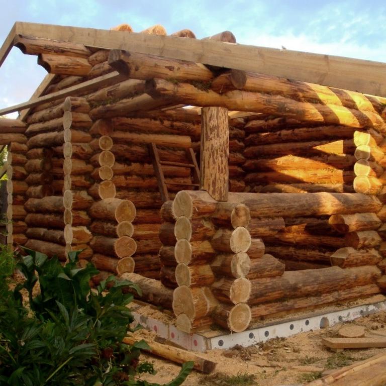 Laffery Log House