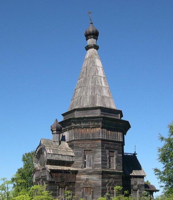 музей архитектуры Каргополь