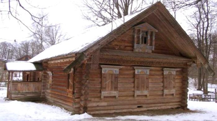 деревянные клети