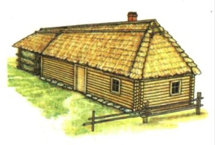 история строительства в вкл