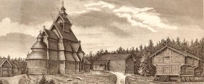 Деревянные церкви Норвегии
