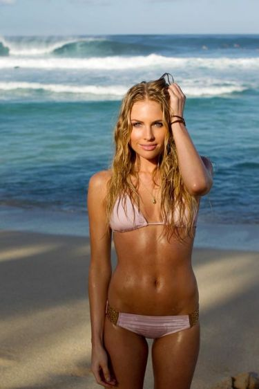 Behind The Scenes of Surfing Magazine's Swimsuit Calendar Shoot 023