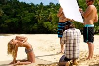 Behind The Scenes of Surfing Magazine's Swimsuit Calendar Shoot 043