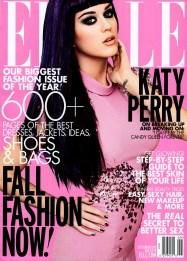Katy Perry Elle USA September 2012 [Photos] - 007