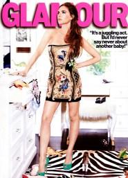 Victoria Beckham Glamour Magazine September 2012 [Photos] - 007