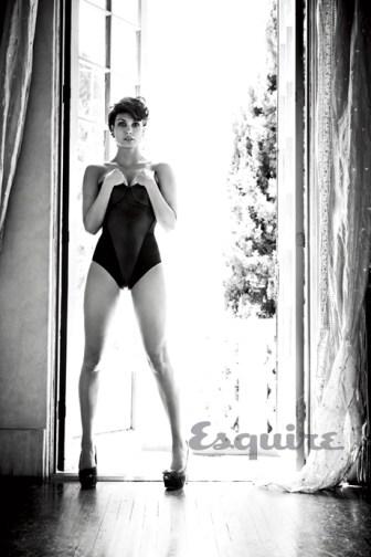 Morena Baccarin Esquire Magazine October 2012 [Photos] - 005
