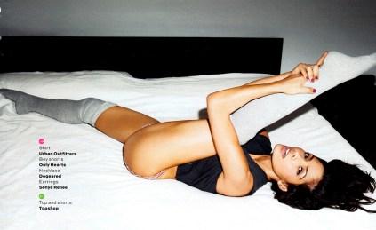 Sarah Shahi Maxim Magazine USA October 2012 [Photos] - 008