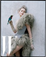 Jennifer Lawrence Goes Black Swan W Magazine [Photos] 003