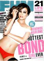 Berenice Marlohe Hottest Bond Girl Ever - FHM Magazine December 2012 [Photos] 001