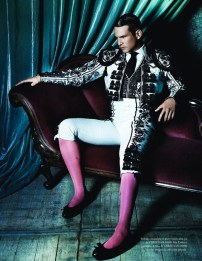 Kate Moss by Mario Testino for Vogue Spain [Photos] 018