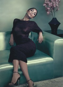 Nicole Scherzinger for Marie Claire UK December 2012 [Photos] 005