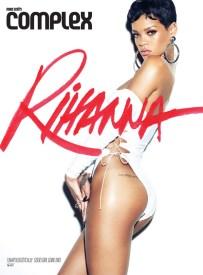 Rihanna's Seven Covers for Complex Magazine [Photos] 003