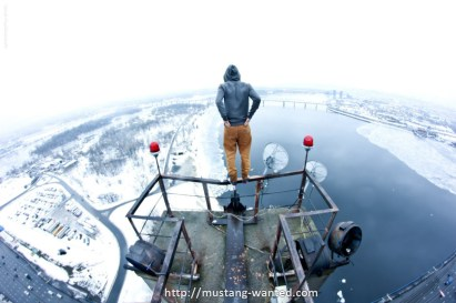 Death-Defying Photos by Mustang Wanted [Photography] 15