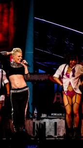Pink at Perth Arena 2013-11