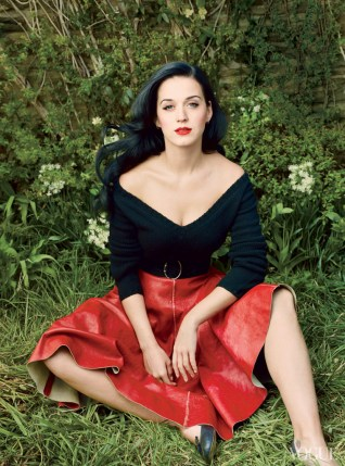 Katy Perry for Vogue US July 2013 - 02