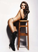 Kelly Brook for Nuts Magazine July 2013 - 08