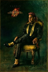 The Hunger Games- Catching Fire Trailer from Comic-Con - 13