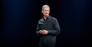 Apples Tim Cook Keynote