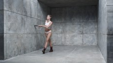 Miley Cyrus Wrecking Ball [Music Video] 02