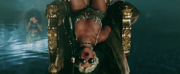 Rihanna - Pour It Up (Explicit) [Music Video] 18