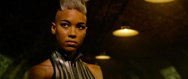 X-Men Apocalypse Trailer Still 06 Alexandra Shipp as Storm